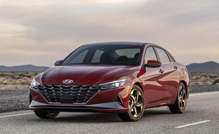 Elantra 2021, así será la nueva la nueva generación del consentido de Hyundai