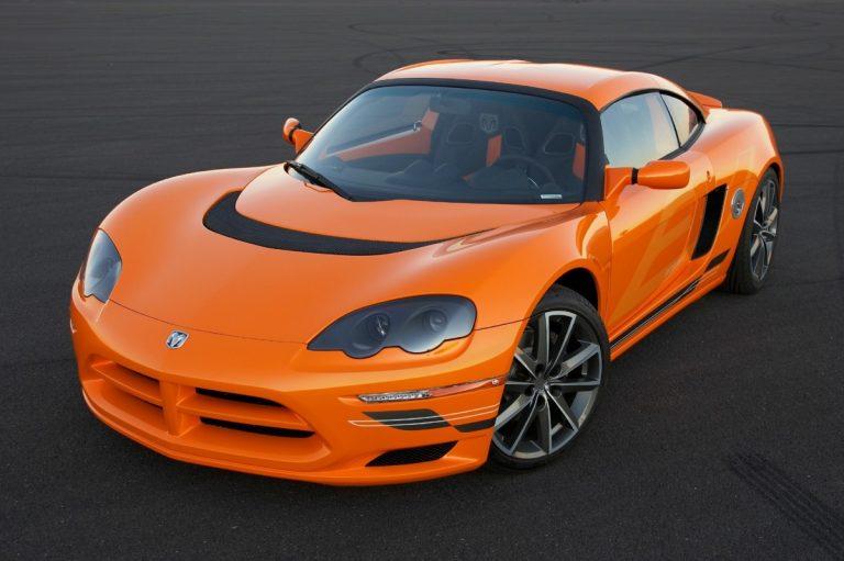 Dodge Circuit EV: prototipo eléctrico con chasis de Lotus que nunca se presentó