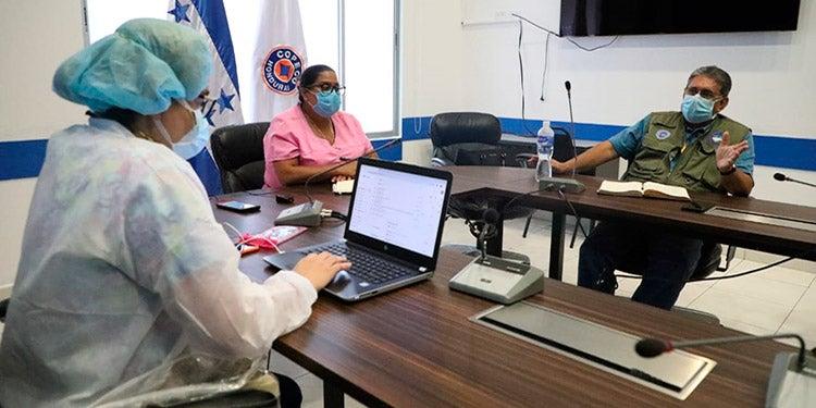 COVID-19: Mesa de trabajo creará protocolo para manejar datos de pacientes