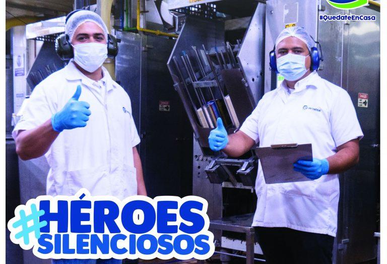 Sula reconoce labor de colaboradores que llevan alimentos a hondureños