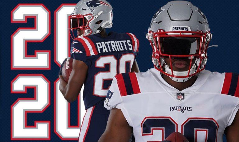 NFL: Los Patriots presentan su nuevo uniforme