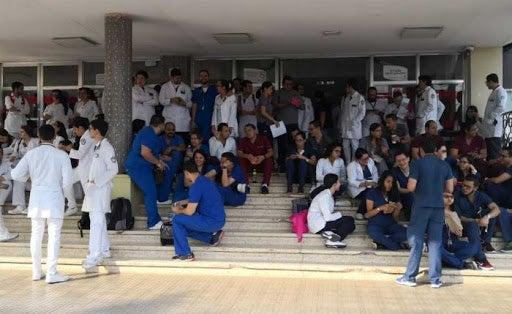 De no recibir equipo de protección, médicos residentes abandonarán hospitales