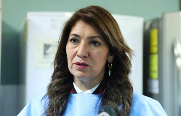 Salud informa: Dan de alta a la paciente cero de COVID-19 en Honduras