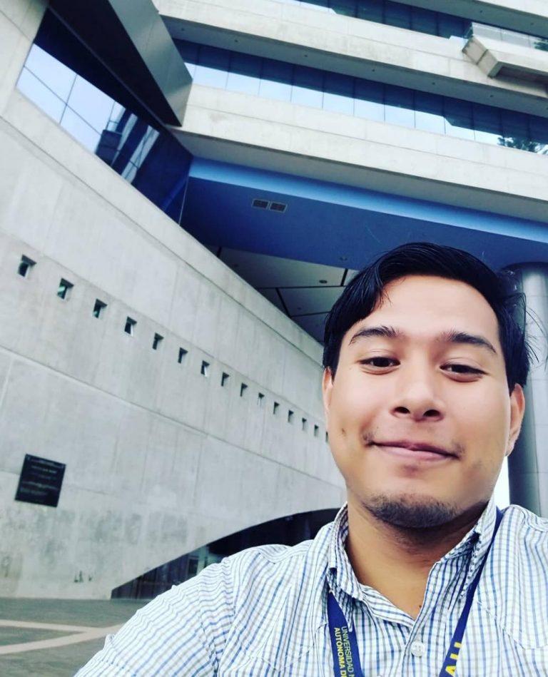 HISTORIA HUMANA| Jonathan García, un estudiante estrella impulsado por el ejemplo de su madre
