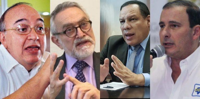 FRASES DE LA SEMANA: ¿Qué dijo Salvador Moncada, Sikaffy y Castro Bobadilla?