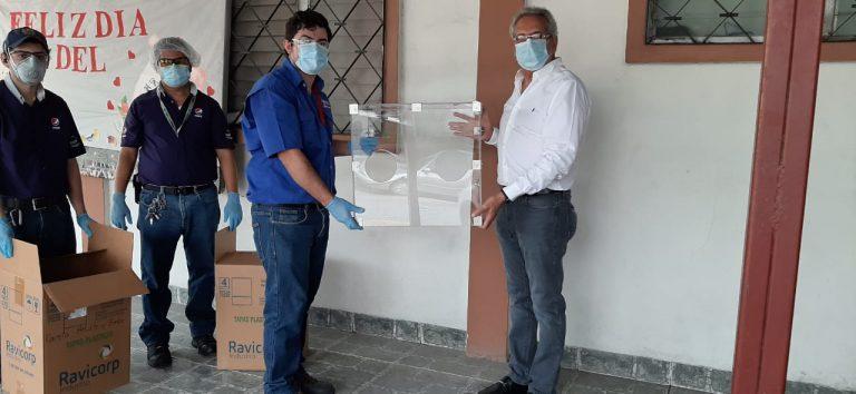 EMSULA se proyecta de forma solidaria en el Hospital Leonardo Martínez
