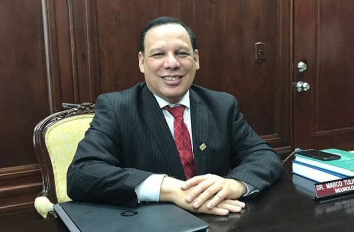 Marco Tulio Medina: Curva de contagio de COVID-19 no descenderá en mayo