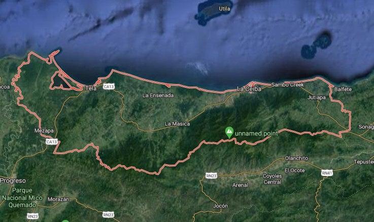 Veinte casos confirmados de covid-19 hay en Atlántida