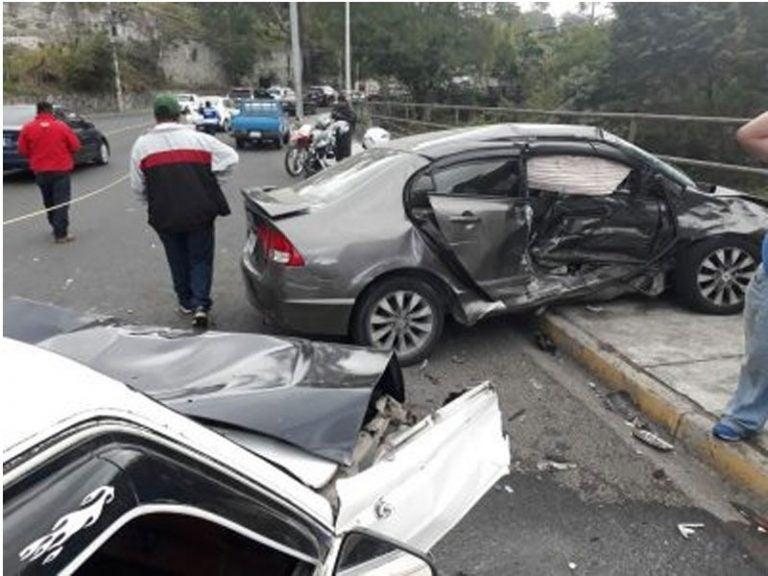 DNVT: 10 muertes en accidentes de tránsito durante toque de queda