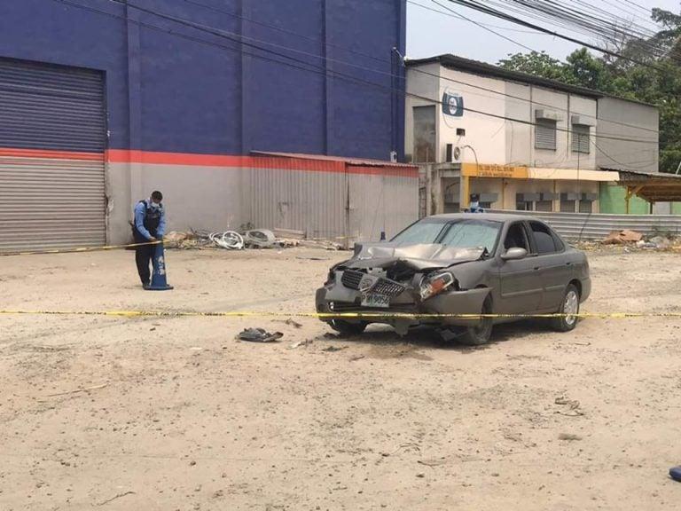 Le quitan la vida a un hombre dentro de su vehículo en el sector Satélite, SPS