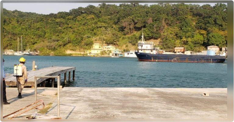 Marina Mercante autoriza movimientos para reactivar el comercio marítimo