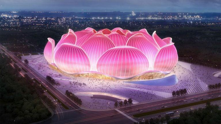 China comienza inversión en estadios para albergar algún mundial