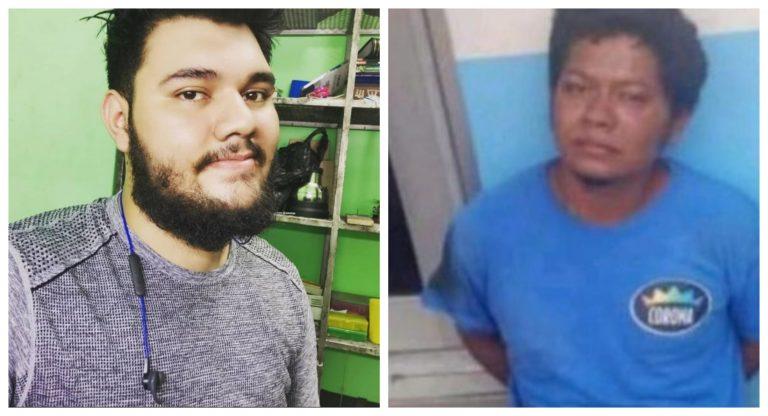 Dictan prisión preventiva a sospechoso del asesinato de Felipe Hernández