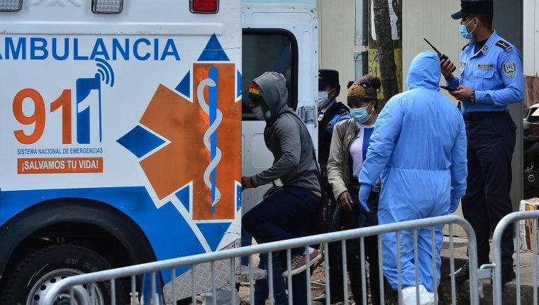 De Centroamérica, Honduras el tercer país con más casos de COVID-19