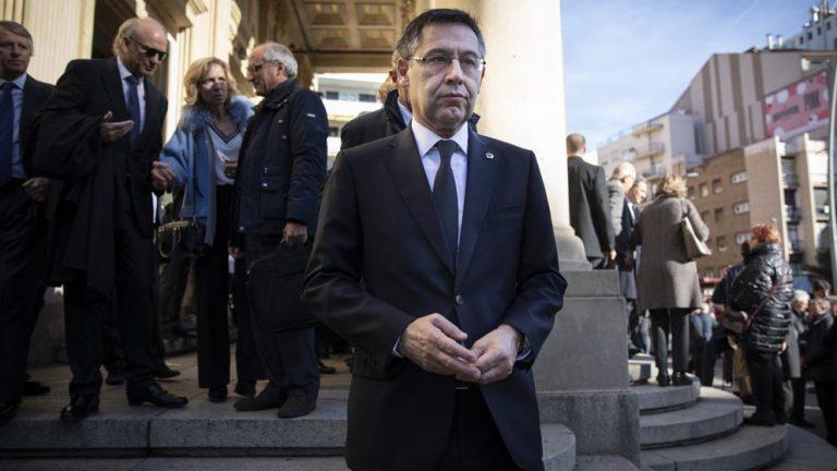 Escándalo: Renuncian seis miembros a la directiva del FC Barcelona