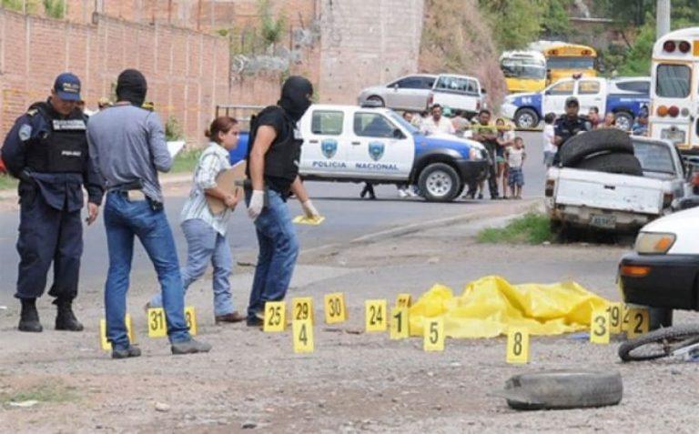 Ni el toque de queda para las masacres en Honduras; 38 víctimas en 2020