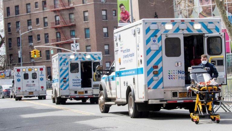 El 34% de los muertos por covid-19 en Nueva York son latinos