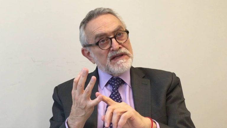 Salvador Moncada: En año y medio estaría vacuna contra el COVID-19