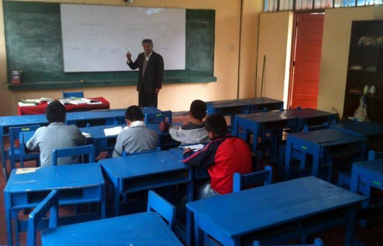 200 mil niños y jóvenes abandonarían sus estudios tras crisis por COVID-19