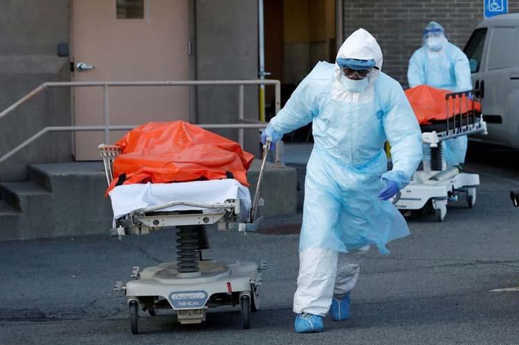 47 muertes y 127 contagios de hondureños por Covid-19 en resto del mundo