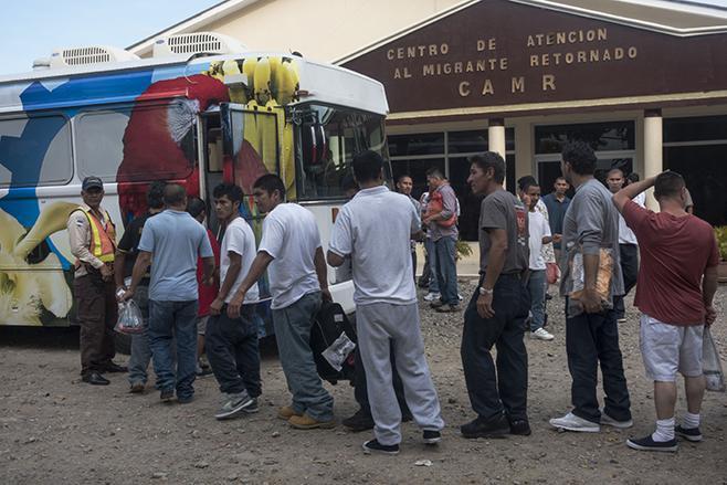 Honduras: 5,686 deportados en meses de crisis por Covid-19