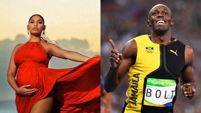 Usain Bolt se convierte en padre en medio de pandemia
