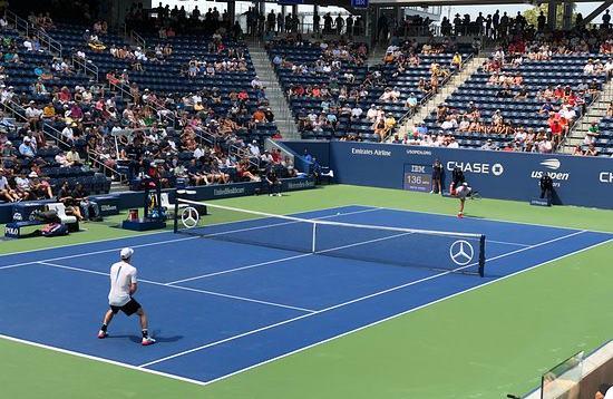 El US Open 2020 sigue en pie para el mes de agosto