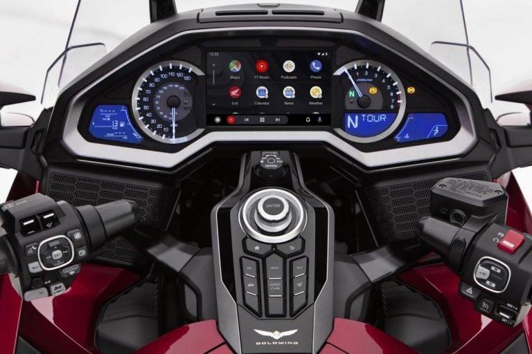 Honda integrará Android Auto en sus próximas motos
