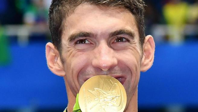 Michael Phelps sufre depresión durante cuarentena