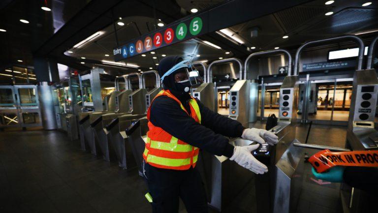 Covid-19: Metro de Nueva York cierra servicio por primera vez
