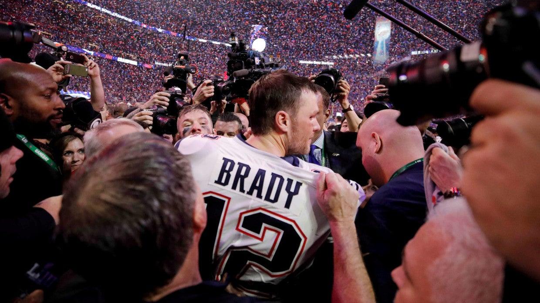NFL: Mira el trailer de «Man in the Arena», serie de Tom Brady
