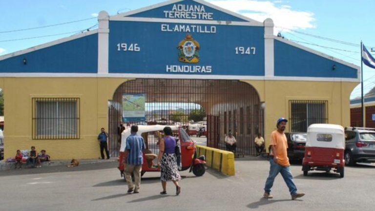 Aduana de El Amatillo reabre sus puertas