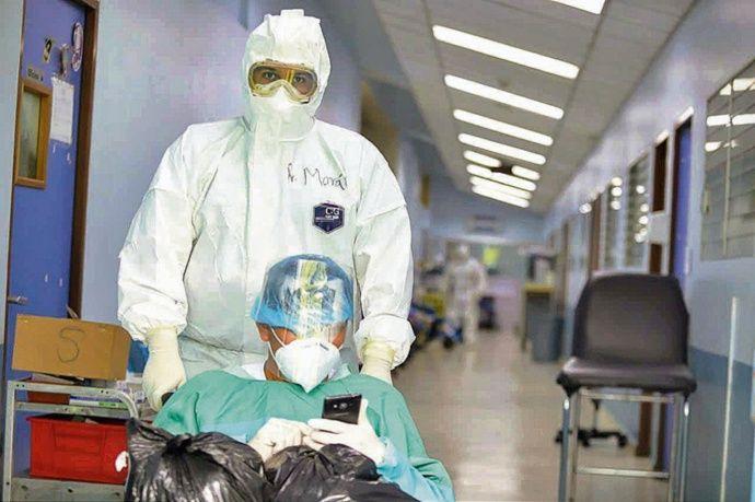 El Salvador: Fijan para finales de mayo el pico de la pandemia Covid-19