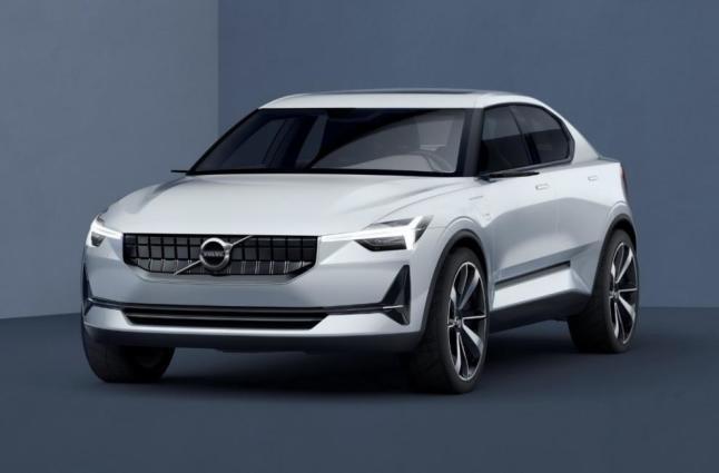 Volvo podría lanzar el XC20, un SUV pequeño
