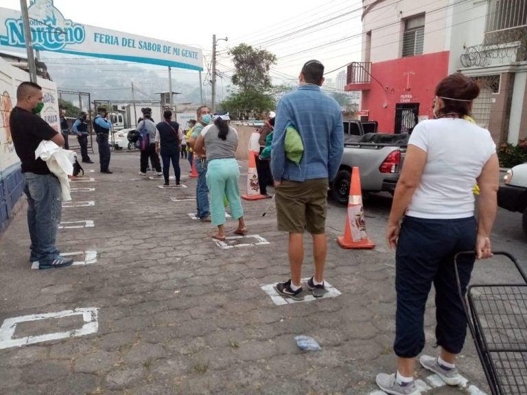 Cambiarán días de atención en la Feria del Agricultor de Tegucigalpa