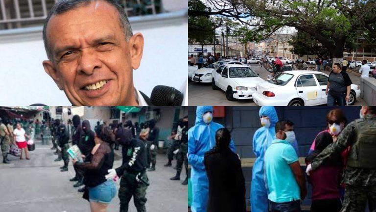"""PASÓ EN LA SEMANA: """"Pepe"""" deja el PN, más médicos contra el Covid y protestas de taxistas"""