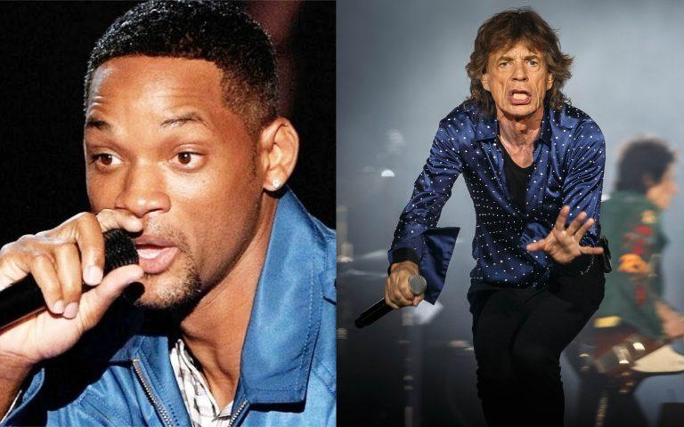 Will Smith y Mick Jagger en concierto vía Facebook a beneficio de la India