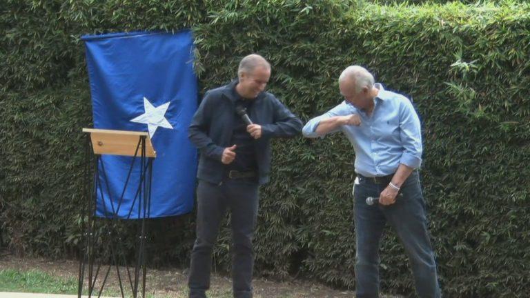 Alianza política: Álvarez será el coordinador de campaña de Mauricio Oliva