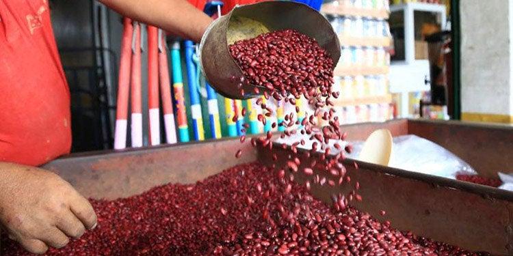 Para evitar alza de precios, Gobierno comprará 45 mil quintales de frijol