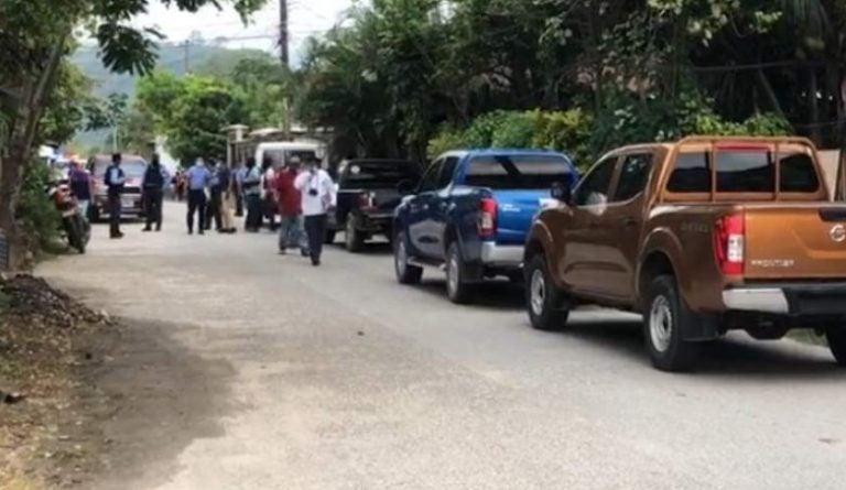 Atlántida: matan a hombre ebrio tras discusión mientras departían