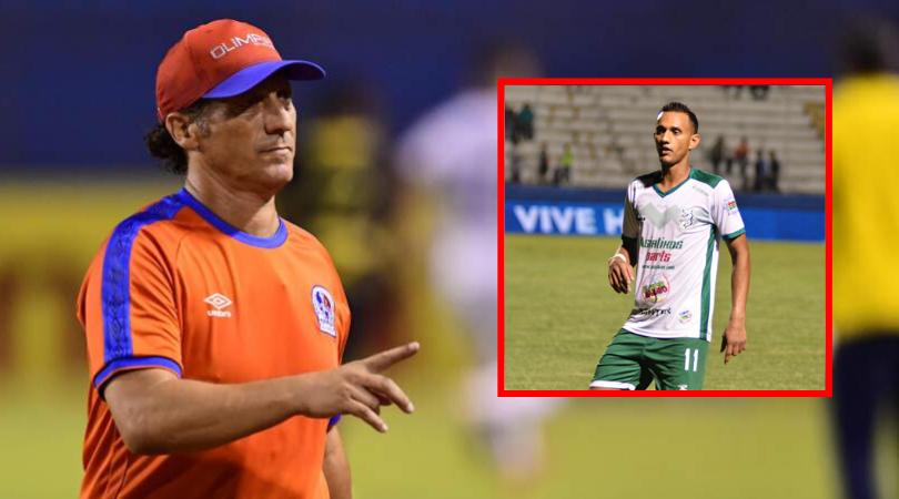 DRAFT LN: Pedro Troglio: «Me encanta Diego Reyes»