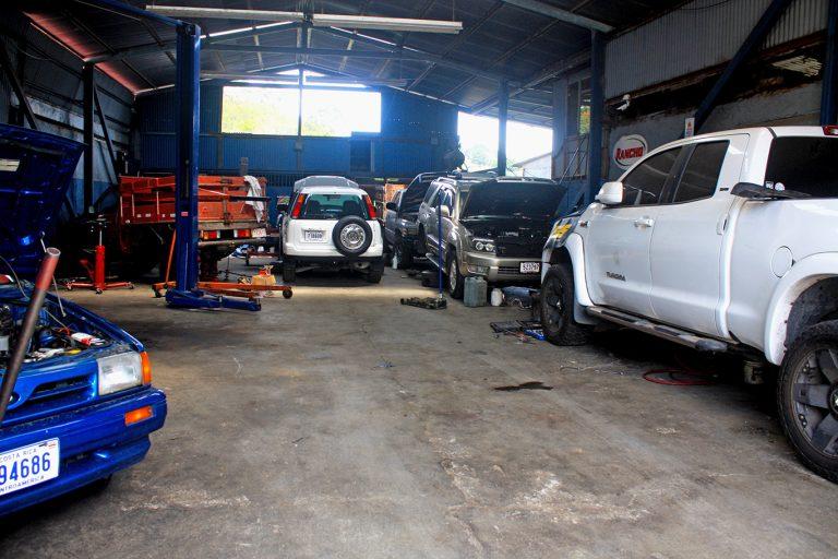 COHEP: Próxima semana abrirían talleres automotrices en cuatro ciudades