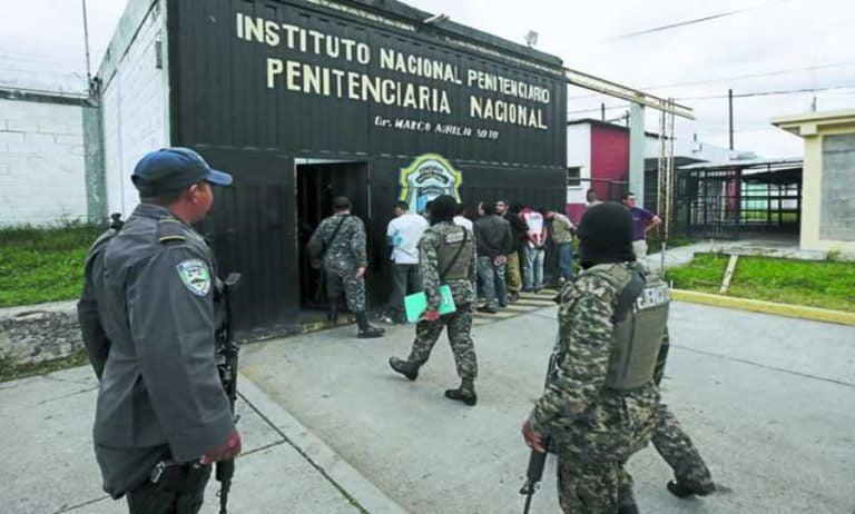 INP decreta Estado de Emergencia en centro penitenciario de Támara