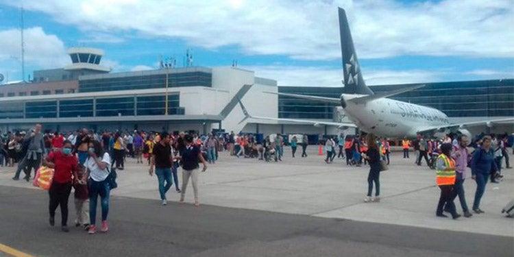 COVID-19: Toncontín se prepara para reiniciar vuelos comerciales