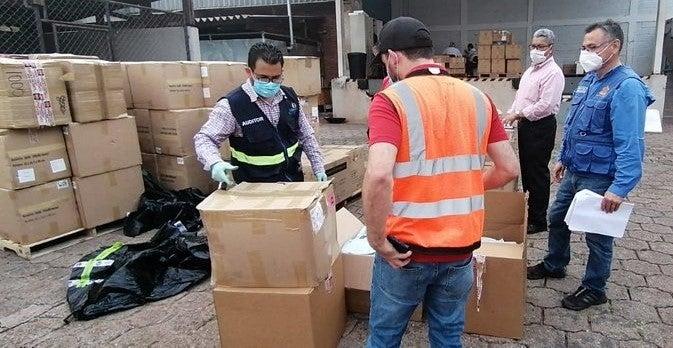 ASJ: Empresa que desfalcó al IHSS, está vinculada en compras de emergencia