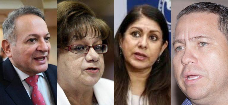 FRASES DE LA SEMANA: ¿Qué dijo Moncada, Duarte y Doris Gutiérrez?