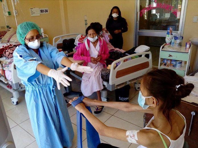 hospital del tórax