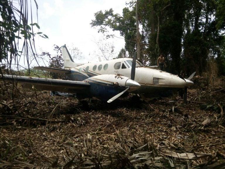 Ley de Espacio Aéreo establece protocolos para aeronaves del narcotráfico