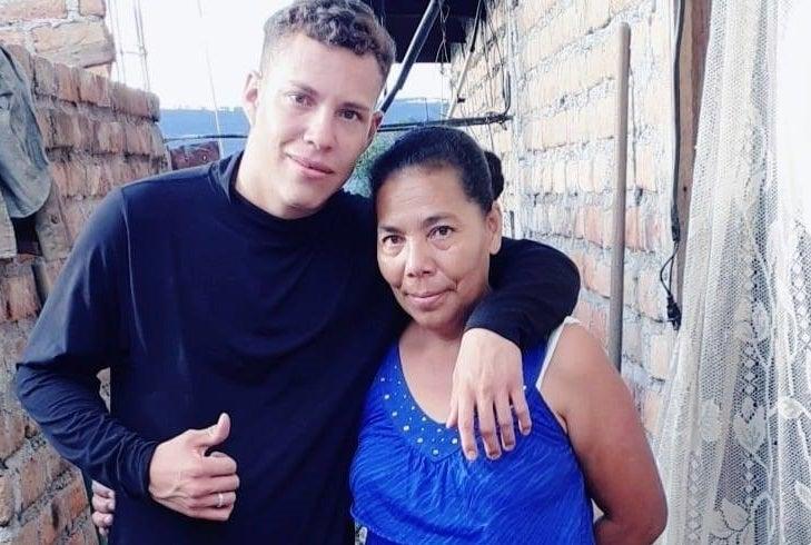 Madre de militar que bailó Tik Tok: «Él era el sustento de la familia»