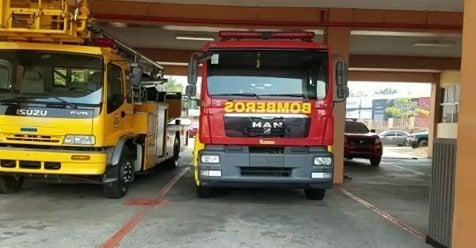 Diez bomberos de la zona Norte de Honduras dan positivo al covid-19